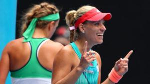जर्मनी की एंजेलिक कर्बर ने जीता 'यूएस ओपन टेनिस टूर्नामेंट का महिला एकल का खिताब'