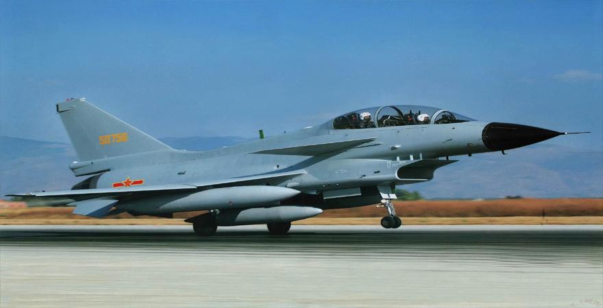 चीन का जे-10 लड़ाकू विमान उड़ानेवाली पहली महिला पायलट की एक हवाई दुर्घटना में मौत !