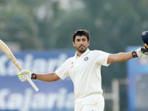 चेन्नई टेस्ट में करुण नायर ने जमाया तिहरा शतक