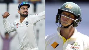 ऑस्ट्रेलियाई खिलाड़ियों से कभी नहीं करूँगा दोस्ती -विराट कोहली