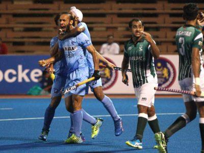 हॉकी-बैडमिंटन में भारतीय खिलाड़ियों ने लहराया तिरंगा, Champions Trophy पाकिस्तान के नाम