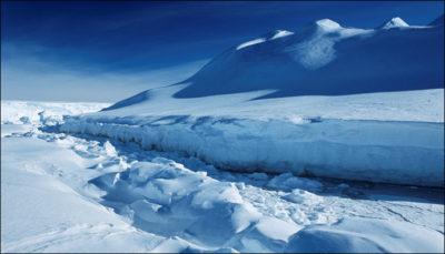 OMG, दिल्ली से 4 गुना बड़ा आइसबर्ग अंटार्कटिका से टूटकर हुआ अलग