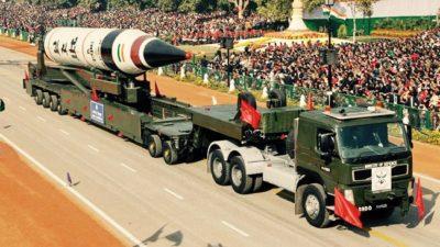 अमेरिकी विशेषज्ञों का दावा, भारत की परमाणु तैयारियों के निशाने पर पाक नहीं, चीन है!