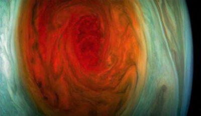 OMG, बृहस्पति ग्रह पर 350 साल से जारी 'सौरमंडल के सबसे बड़े कोहराम'
