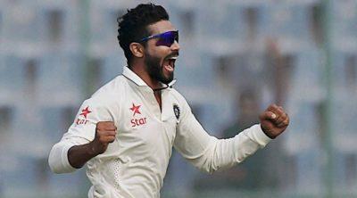 भारत-श्रीलंका टेस्ट मैच : रवीन्द्र जड़ेजा ने रचा इतिहास