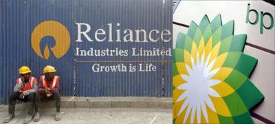 RIL व BP पर सरकार ने लगाई 1700 करोड़ की पेनल्टी