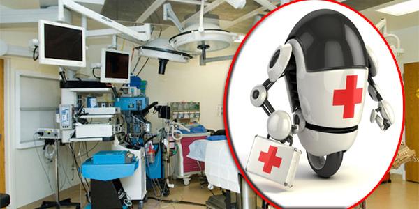 चिकित्सा के क्षेत्र मे क्रांति : अब रोबोट करेगा इलाज