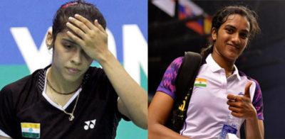 'सेमीफाइनल हारीं साइना, सिंधु से उम्मीद बरक़रार' :वर्ल्ड बैडमिंटन चैंपियनशिप