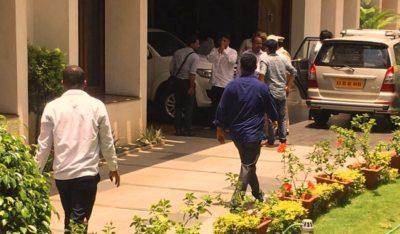 कर्नाटक: ऊर्जा मंत्री के 39 ठिकानों पर आयकर का छापा