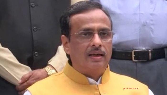 उपमुख्यमंत्री दिनेश शर्मा ने मुग़ल राजवंश पर जमकर निशाना साधा