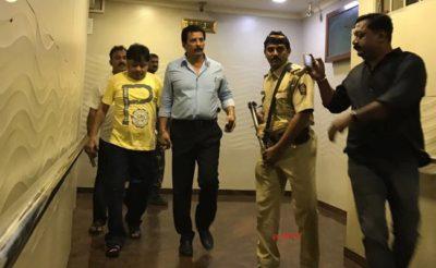 दाऊद का भाई इकबाल मुम्बई मे हुआ गिरफ्तार