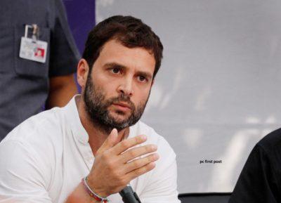 ऋषि कपूर ने राहुल गांधी को कहा, 'बकवास न करें'
