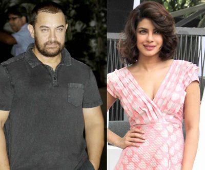 OMG! प्रियंका चोपड़ा होंगी आमिर खान की पत्नी !