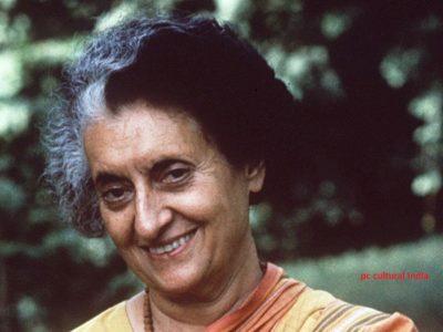 कांग्रेस देश की पूर्व प्रधानमंत्री और कांग्रेस नेत्री इंदिरा गाँधी की जन्मशती मना रही