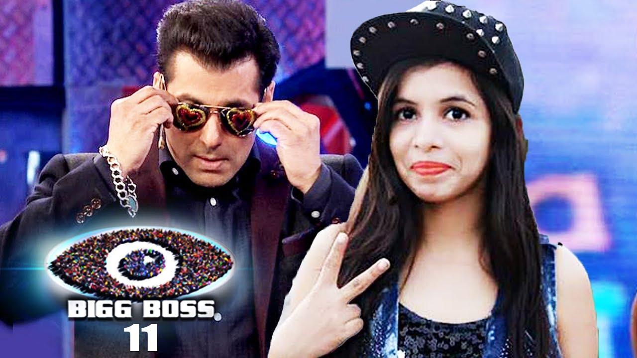 'Bigg Boss 11' के घर पहुंची ढिंचैक पूजा, सलमान खान ने उड़ाया मज़ाक